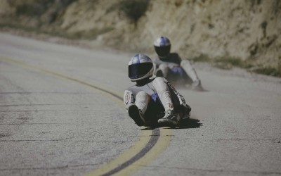 Team Rider Sets Speed Record