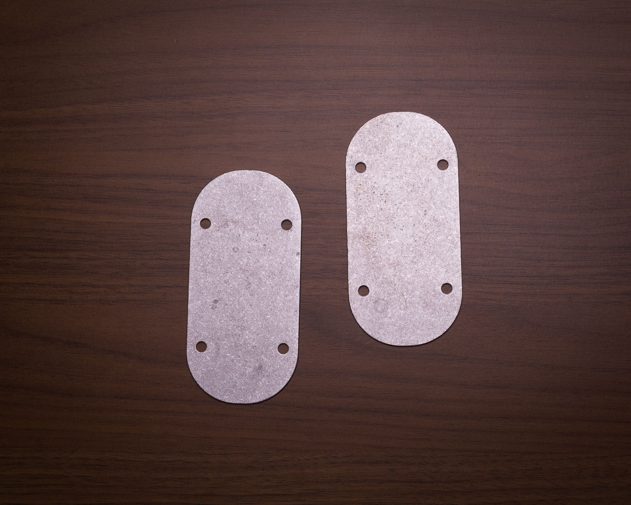 Rogers Bros aluminum cover plate set